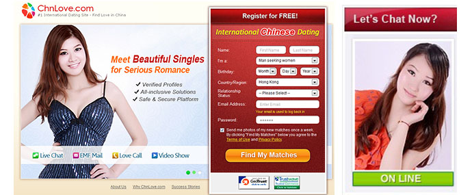 Singapore Dating Online – ChnLove.com Review